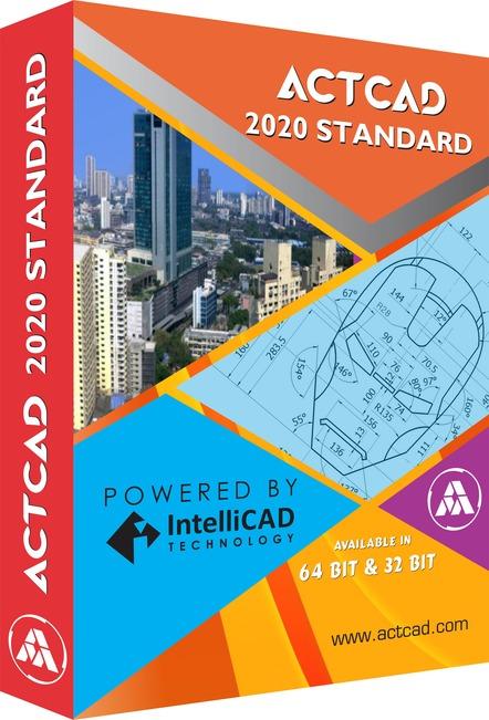 actcad 2020 standard