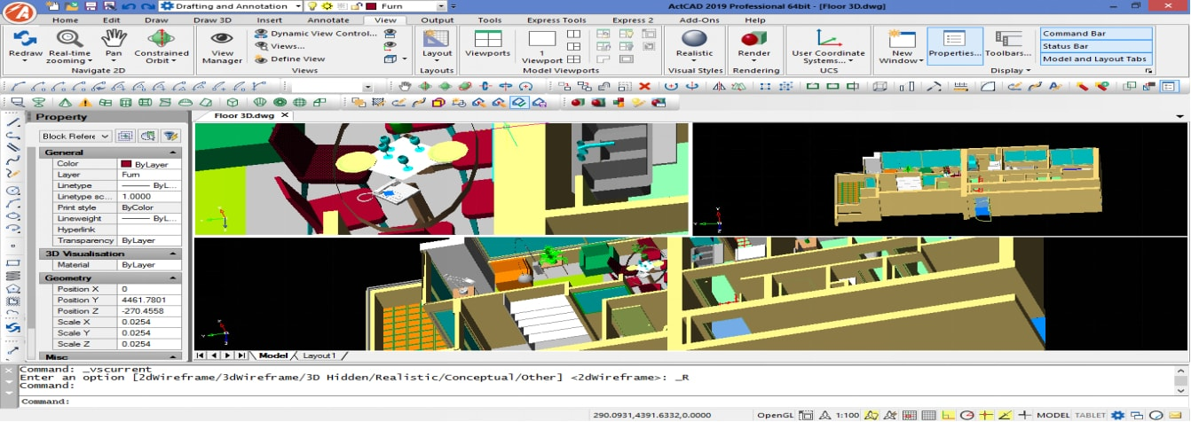 Actcad cad software intellicad autocad alternative for Online 2d drafting software