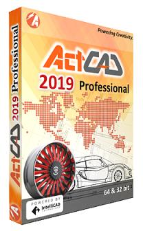 ActCAD 2019 Professional