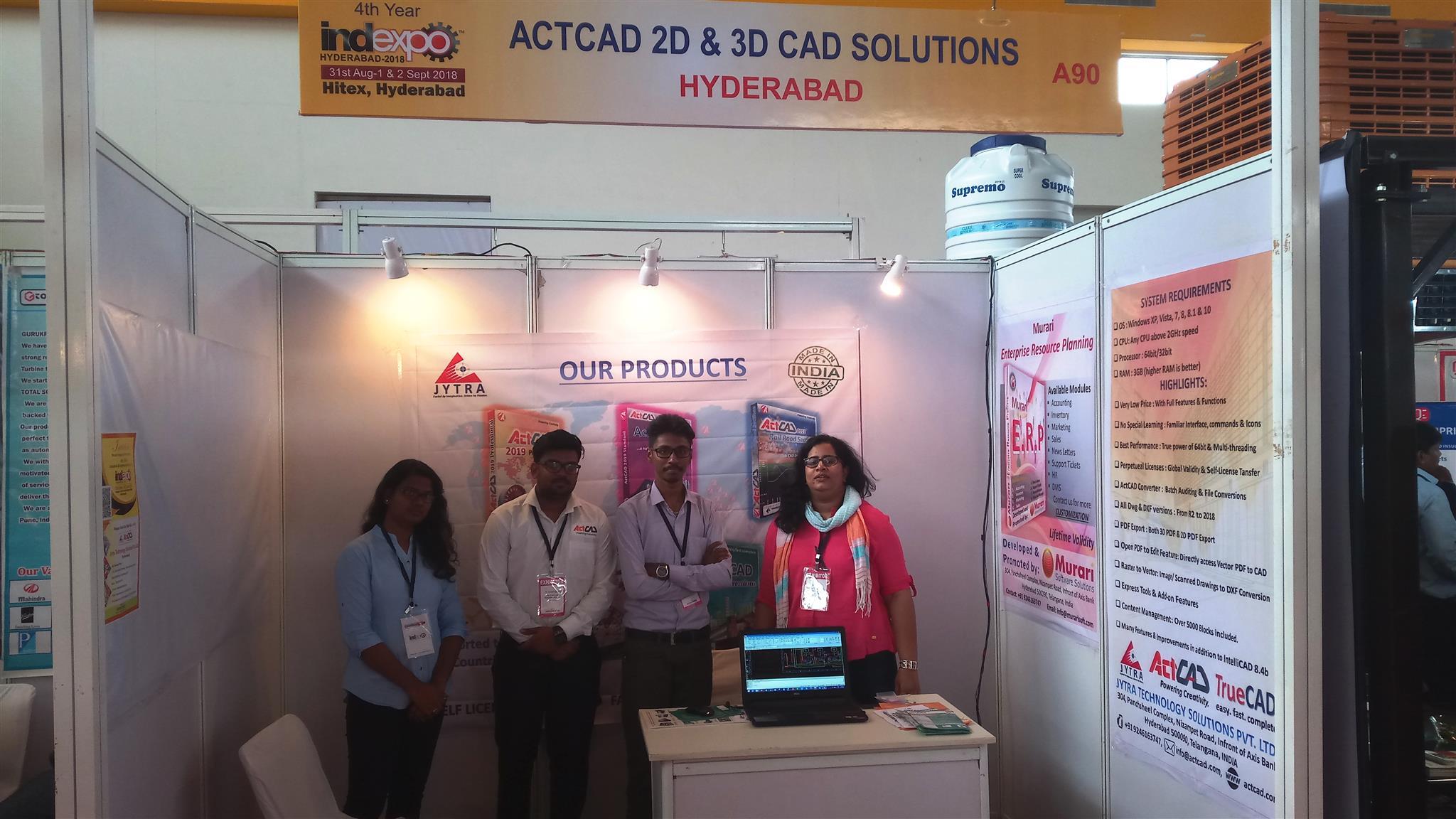 ActCAD Indexpo 2