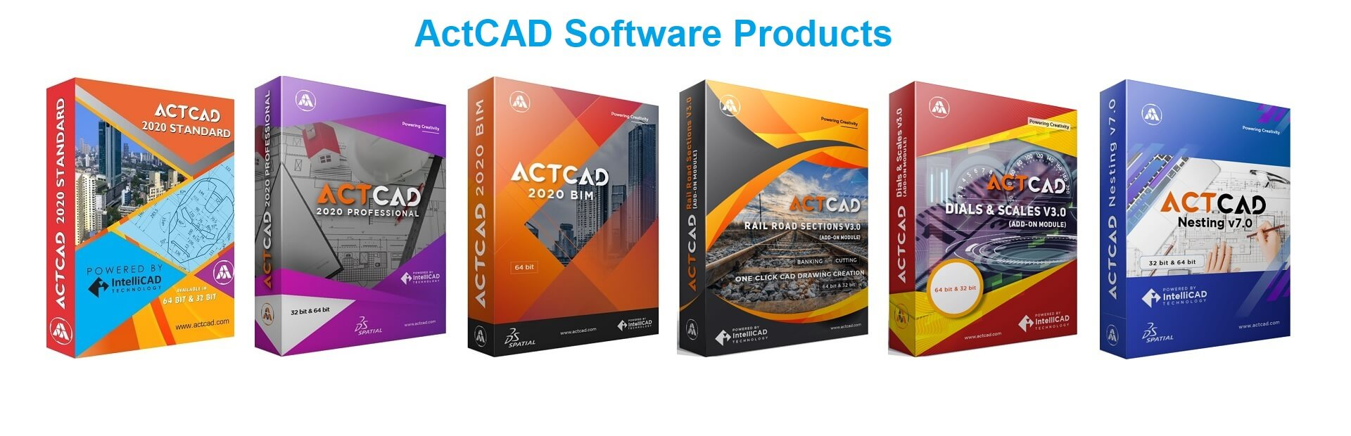 actcad intellicad cad software